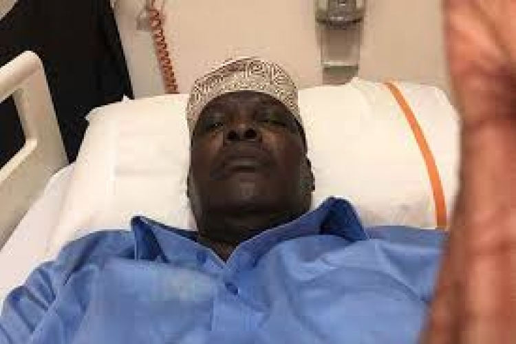 Miguna Miguna: My Life is in Danger, An Unknown Man Attempted to Break into My Hospital Room in Dubai