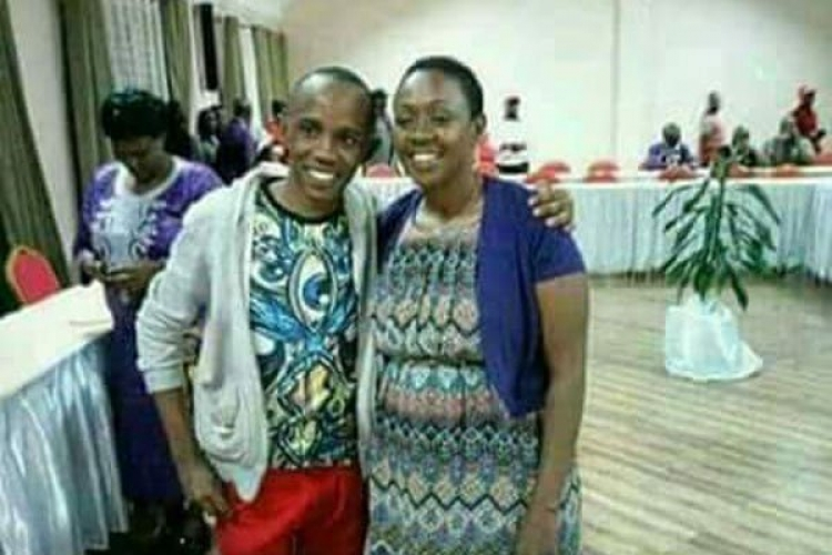 Young Man in Murang'a Woman Rep Sabina Chege's Viral Photo Speaks