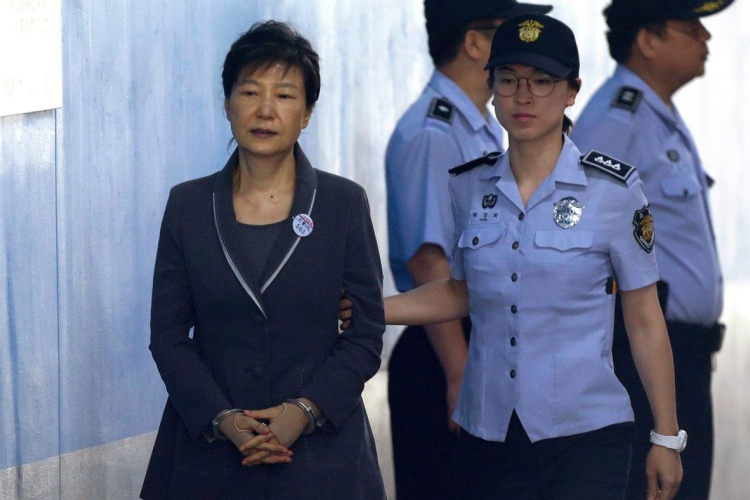 Former South Korean President Who Got in Legal Trouble after Buying Viagra in Kenya Handed 24-Year Prison Term