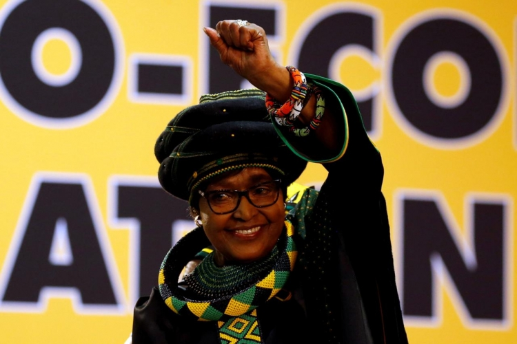 Winnie Mandela Passes Away at 81