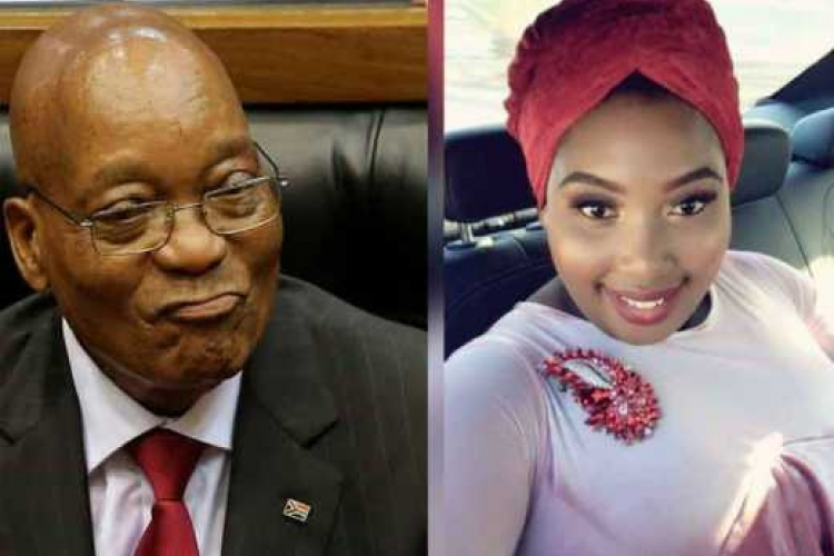 Jacob Zuma's 24-Year-Old Wife-to-Be Nonkanyiso Conco Fired from Job for Relationship with a 'Sugar Daddy'