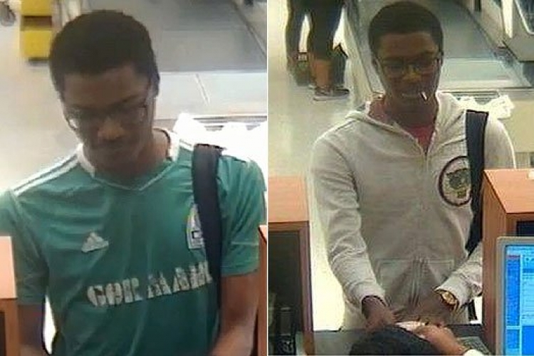 Man Wearing Gor Mahia Jersey Captured on CCTV Robbing PNC Bank in Montgomery County, Maryland