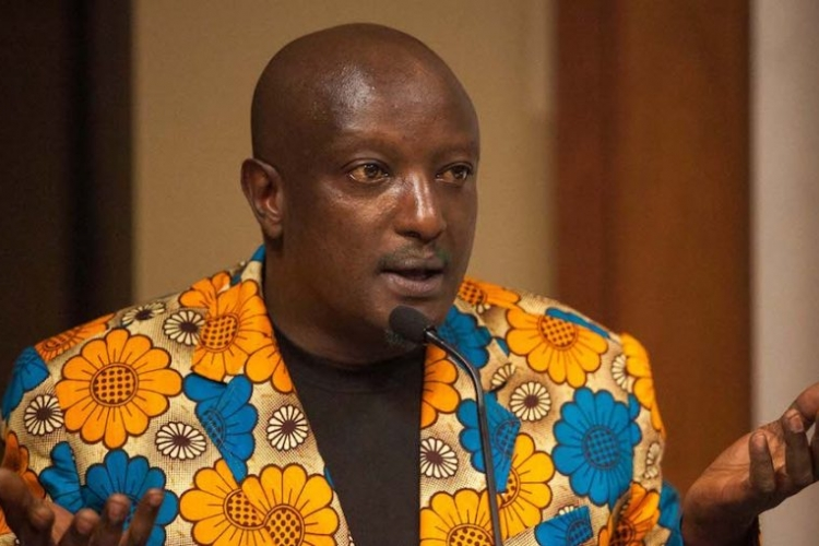 Gay Kenyan Author Binyavanga Wainaina Announces He is Engaged, Plans to Marry His Nigerian Lover Next Year