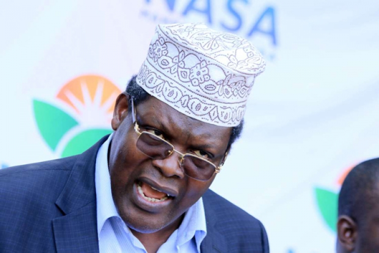 Raila Doesn't Own NRM. Ignore Him and Continue with Products Boycott, Miguna Tells Nasa Supporters