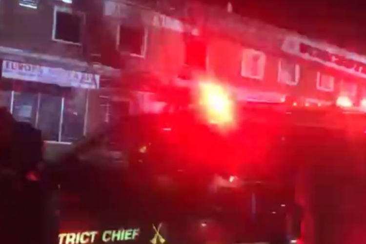 Three Kenyan Families Left Homeless af Fire Guts Down their Apartments in Worcester, Massachusetts
