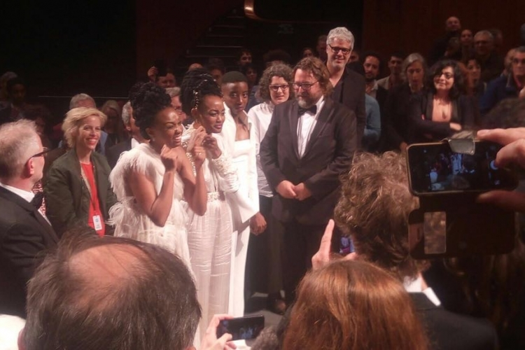 Banned Kenyan Gay Movie 'Rafiki' Director Wanuru Kahiu Receives Standing Ovation at Cannes Festival in France