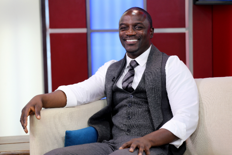 Musician Akon to Build a 'Real-Life Wakanda' in Africa