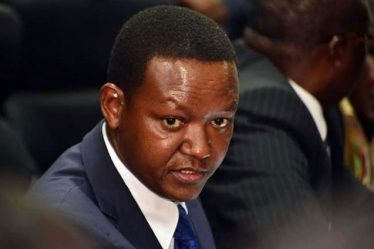 Machakos MCAs Debate Motion to Remove Governor Alfred Mutua from Office