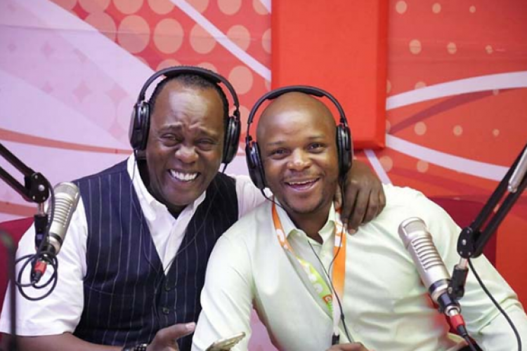 Jeff Koinange and Jalang'o Speak On the 'Annoying' Behaviors of Kenyans in the US [VIDEO]