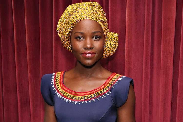 Kenyan Actress Lupita Nyong'o Receives Top Honor, Her Own Star on the Hollywood Walk of Fame
