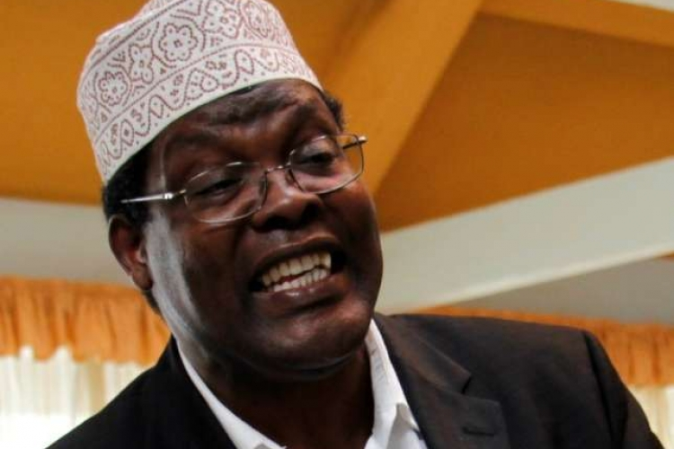 Miguna Miguna Backs Deputy President William Ruto's 2022 Bid