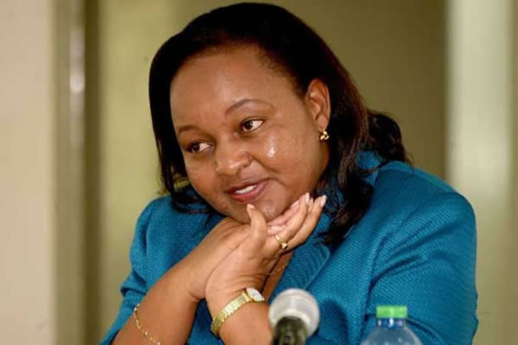 Kenyans Online Outraged as Governor Anne Waiguru is Lined Up for a Lecture at Chatham House in London