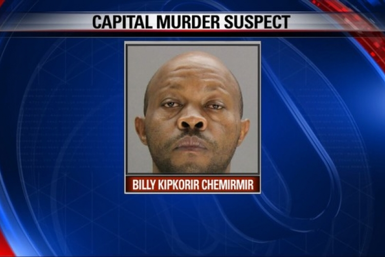 Kenya Native Billy Chemirmir Indicted on Capital Murder of an Elderly Woman in Dallas, Texas