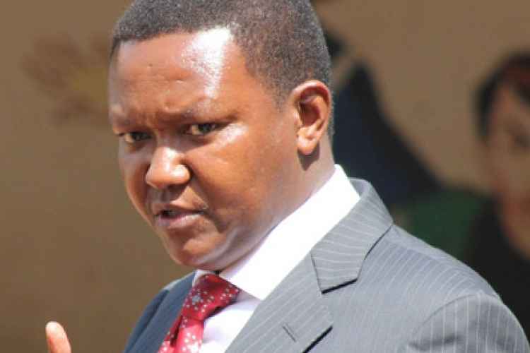 Machakos Governor Alfred Mutua Takes Battle for His Seat to the Supreme Court