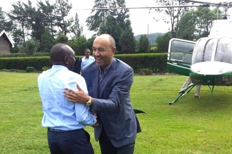 Peter Kenneth Reemerges, Hints at Working with Deputy President William Ruto