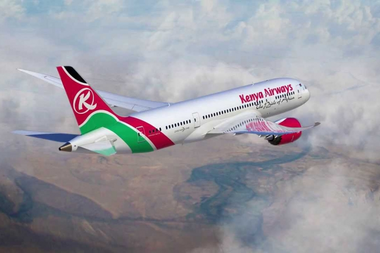 Kenya Airways to Offer Special Rates for Kenyans in the US for Its Direct Flights from New York to Nairobi