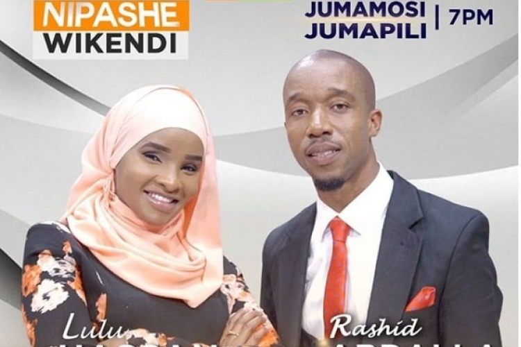 Lulu Hassan, Rashid Abdalla to Become Kenya's First Ever Wife-Husband News Anchoring Partners at Citizen TV