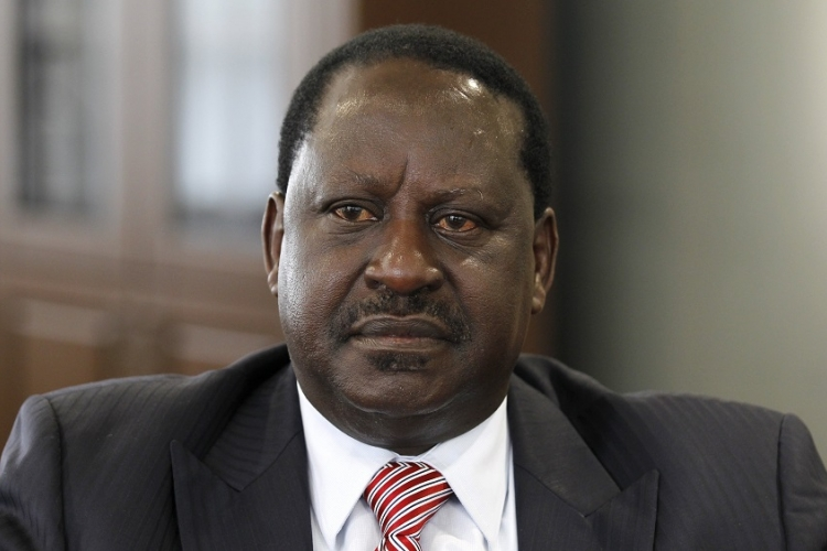 Kenyan Man in the UK Launches Petition to Have Raila Nominated for 2018 Nobel Peace Prize