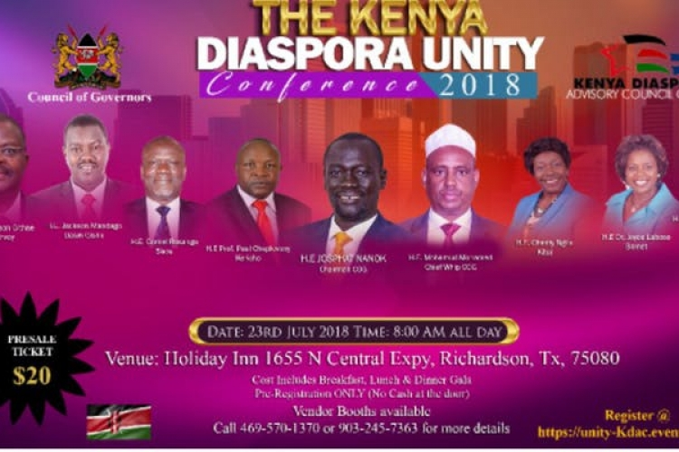 Kenyan Governors' Event in the US Angers Social Media Users