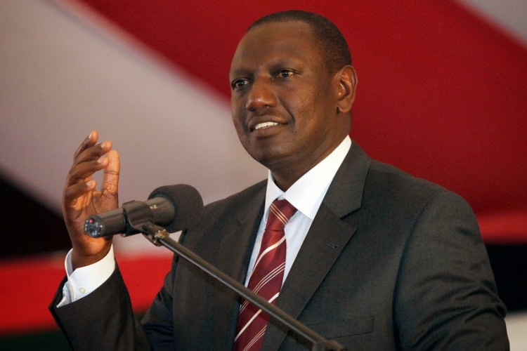 I'm Not Jubilee's Presidential Candidate for 2022 Elections, Deputy President William Ruto Says