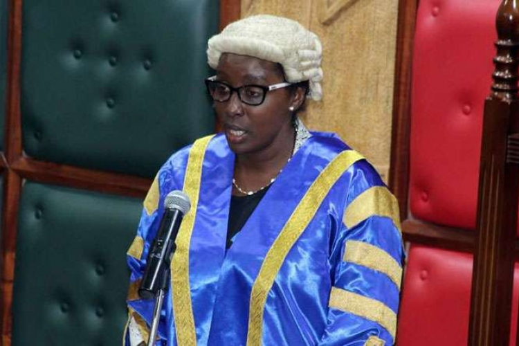 Nairobi County Assembly Speaker Beatrice Elachi Obtains Court Orders Blocking Her Impeachment
