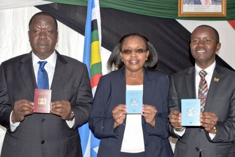 Gov't to Launch Four New Centers for Kenyans in the Diaspora to Acquire e-Passports