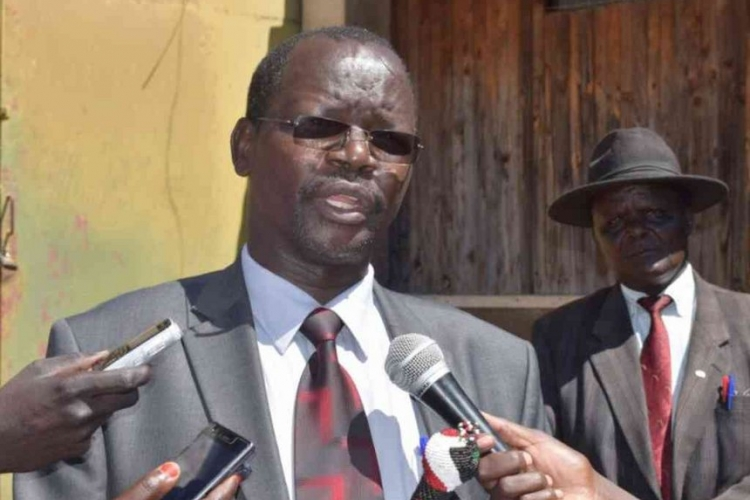 West Pokot Governor Lonyangapuo Explains Why Absentee Deputy Governor Has Been in the US for Several Months