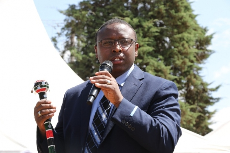 US-Based West Pokot Deputy Governor Nicholas Atudonyang Offers to Work for No Pay