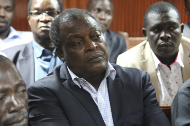 Former Presidential Aspirant Cyrus Jirongo Given 24 Hours to Pay Sh5 Million or Face Jail