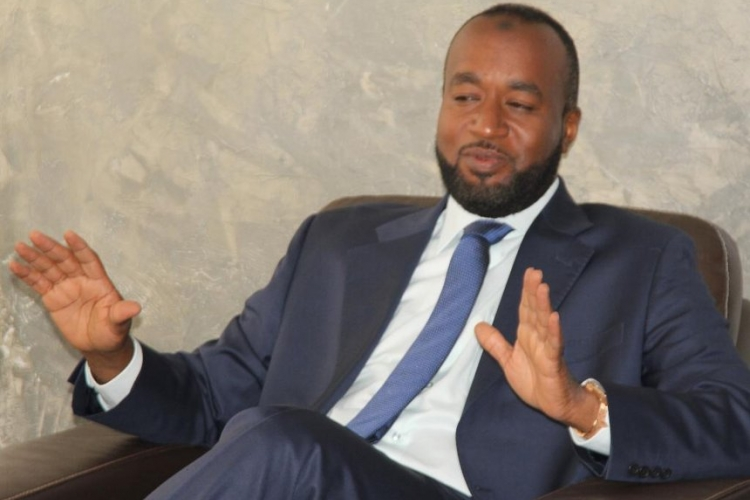 I Want to be Kenya's President, Mombasa Governor Hassan Joho Declares