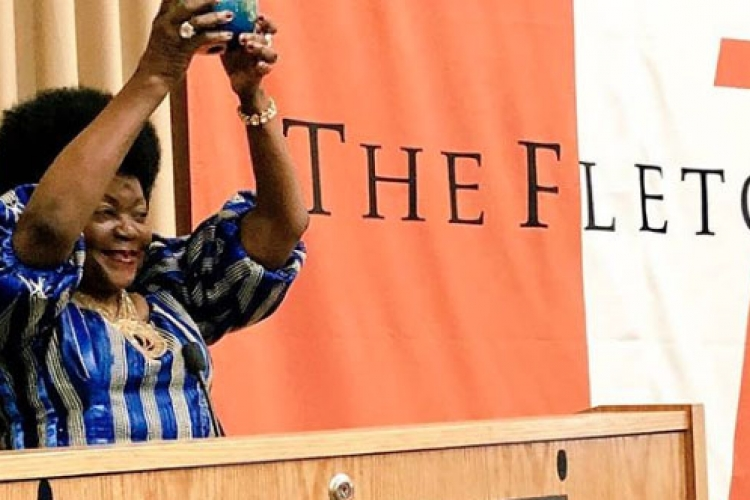 Kenya's Joyce Aluoch Becomes First African to Receive Top Award at Fletcher School of Law and Diplomacy