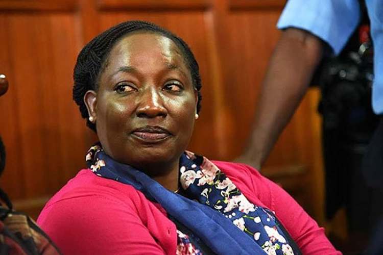 Former PS Lillian Omollo's Three Children Linked to NYS Scam over Millions Wired to their Bank Accounts