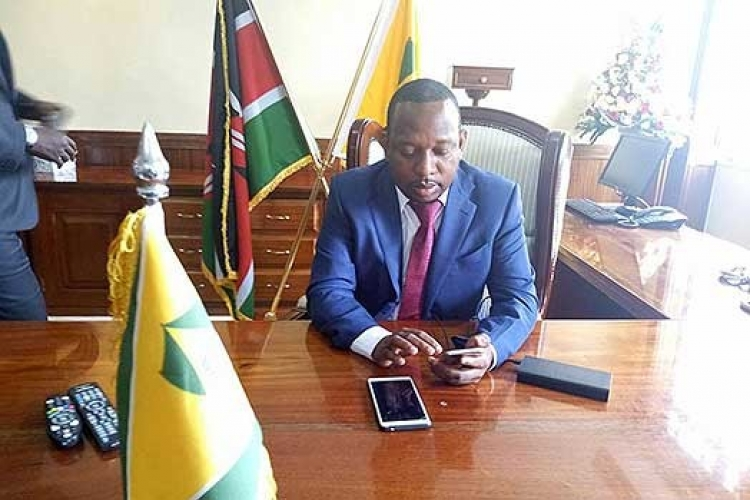 'The Office is Dirty': Governor Mike Sonko Speaks Out on Why He Runs Nairobi from His Home in Machakos