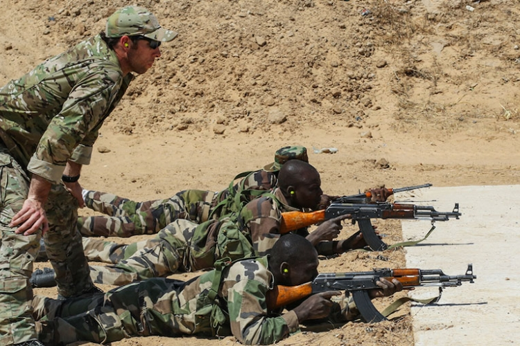 US Mulls Shutting Down Military Camps in Kenya