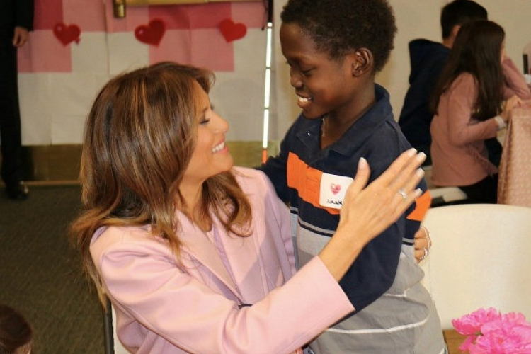 Ailing 13-Year-Old Kenyan Boy Wins Melania Trump's Heart with Special Valentine's Day Gift