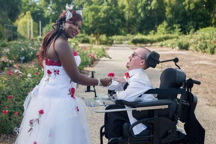 Kenyan-Born Woman Speaks about Her Wedding to Disabled Australian Man
