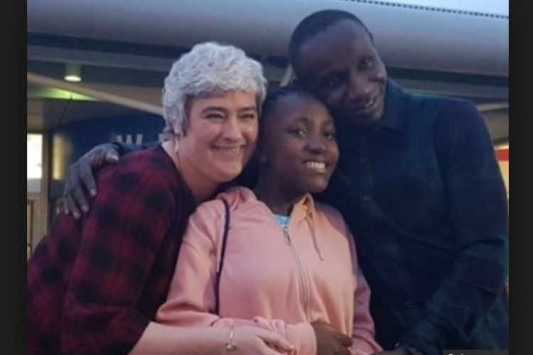 Kenyan Girl, 14, Finally Joins Her Dad in the UK After Visa Hitch