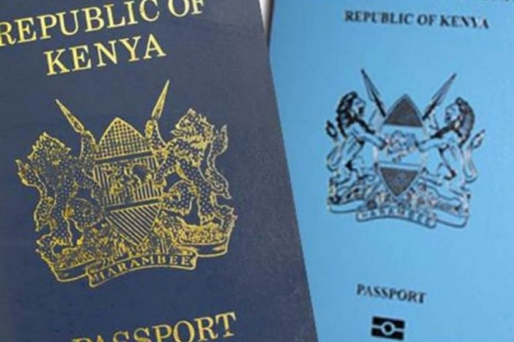 Kenya Gov't to Roll Out Issuance of e-Passports in Six Centers Abroad, including Washington, DC