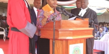 Anne Waiguru Promises Transformation as She Takes Oath of Office as Governor of Kirinyaga