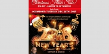 $10 OFF Christmas Flash Sale: New Year's Eve Celebrations in Baltimore, MD w/ DJ Mike Kamuiru