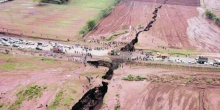 Massive Rift Valley Split in Kenya, Geologists Say it'll Form a New Continent