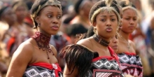 Swaziland King Mswati's Eighth Wife, Senteni Masango Commits Suicide