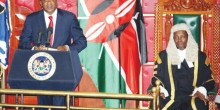 President Kenyatta's State of the Nation Address Set for May 2nd