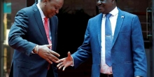 Uhuru, Raila Unveil 14-Member Team to Spearhead Unity Initiative