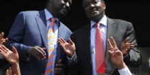 Raila, Kalonzo to Pocket Millions of Shillings in Retirement Package in New Bill