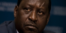 Parliament Admits Petition Locking Raila Out of 2022 Presidential Race