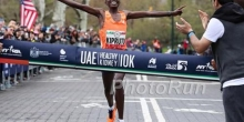 Kenyan Teenager Rhonex Kipruto Sets New Record for 10-Kilometre Race on US Soil