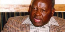 Government Forms Team to Make Preparations for Kenneth Matiba's Funeral