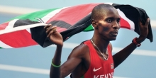 Kenyan 1500m Olympic Champion Asbel Kiprop Tests Positive for a Banned Substance
