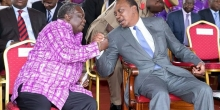 President Uhuru Too Young to Retire from Politics, COTU Boss Francis Atwoli Says